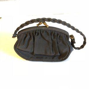 Vintage Taffeta Handbag